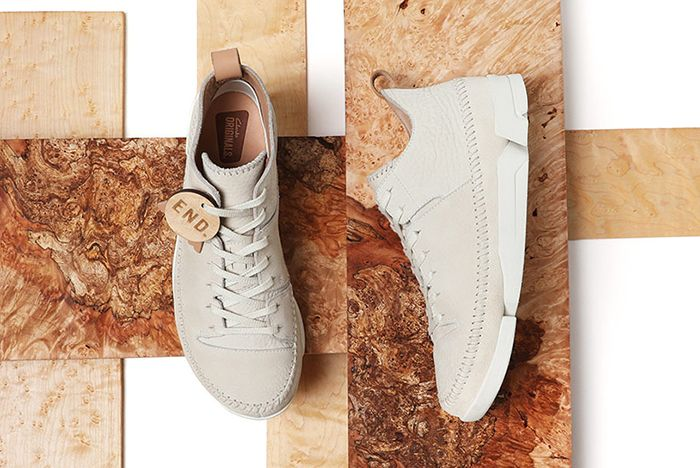 End X Clarks Originals Trigenic Flex Maple3