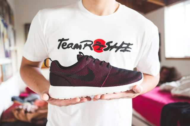 Team Roshe Gets Exclusive Nike Roshe Run 2