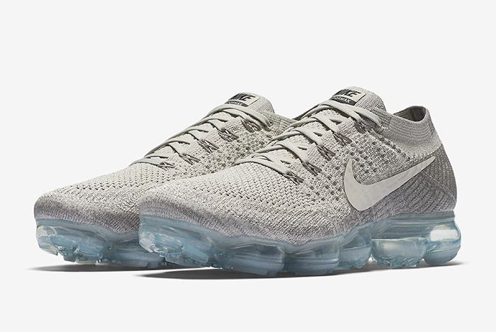 Nike Air Vapormax Pale Grey 6