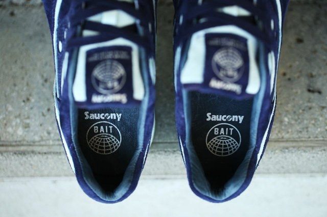 Bait Saucony Cruel World 5 5