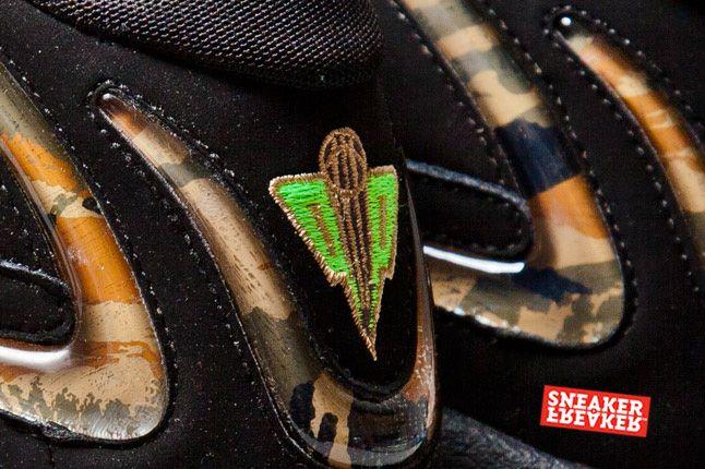 Nike Air Pippen Black Camo 2 1