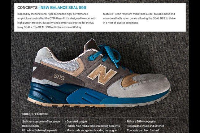 Concepts New Balance 999 Seal 3 1