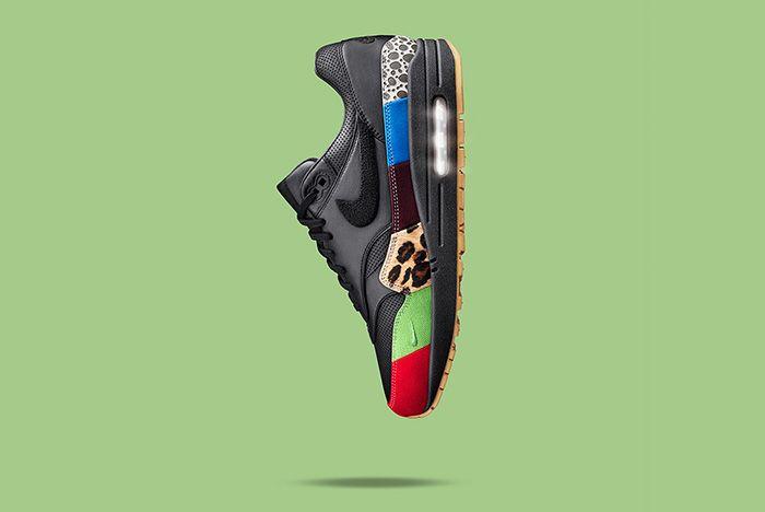 Nike Air Max 1 Master Black12