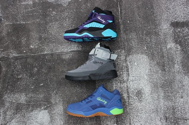 Ewing Athletics January Retro Collection 2015 8