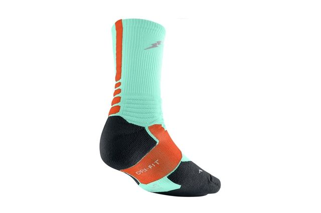 Nike Kd Vi Texas Sock Back