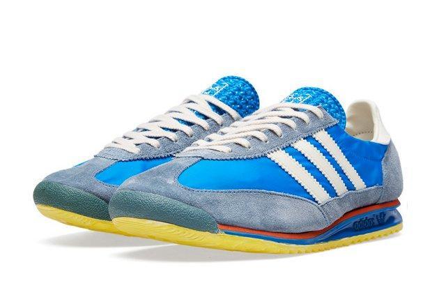 Adidas Sl 72 Vintage Air Force Blue 3