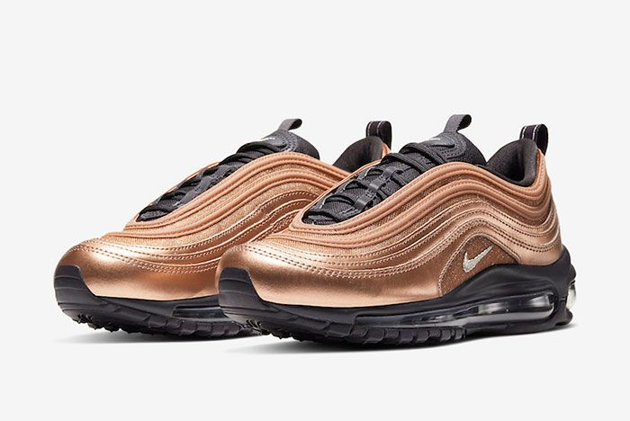 Nike Air Max 97 Copper Ct1176 900 Front Angle