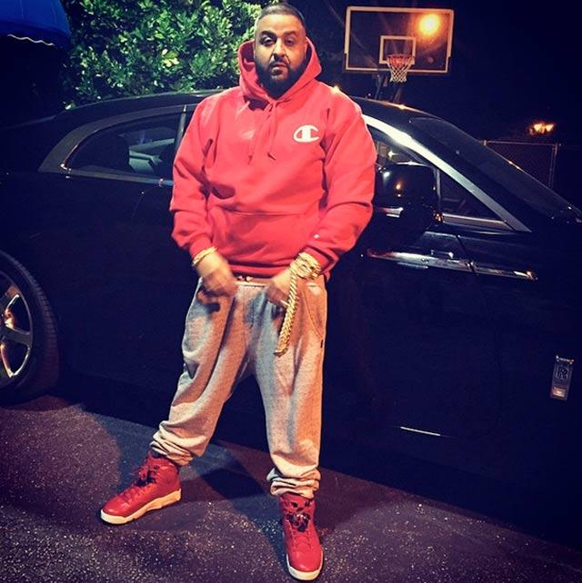 Sneaker Style Profile Dj Khaled 36