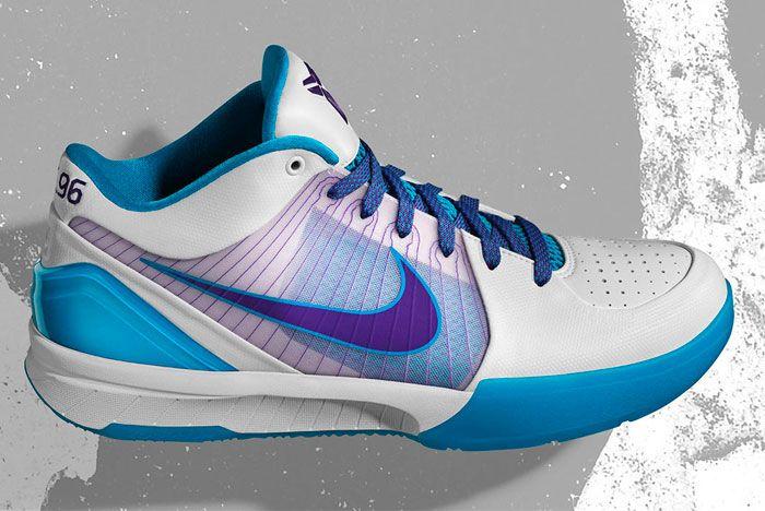 Nike Zoom Kobe 4 Proto Draft Day Right