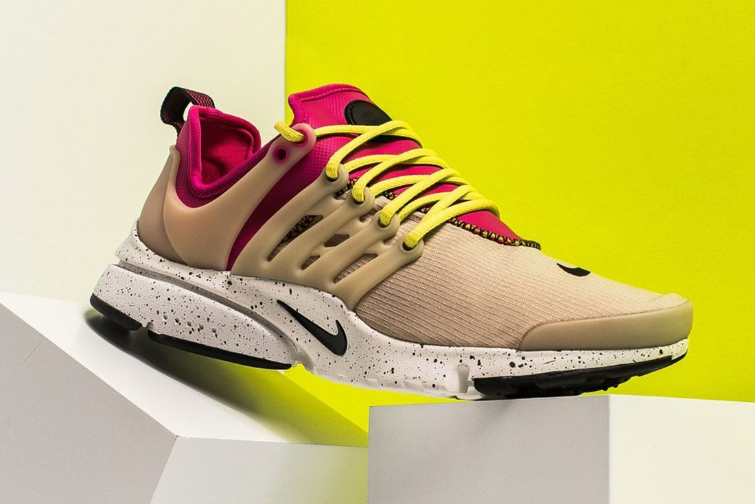 Nike Womens Air Presto Ultrasi Mushroom Deadly Pink 5
