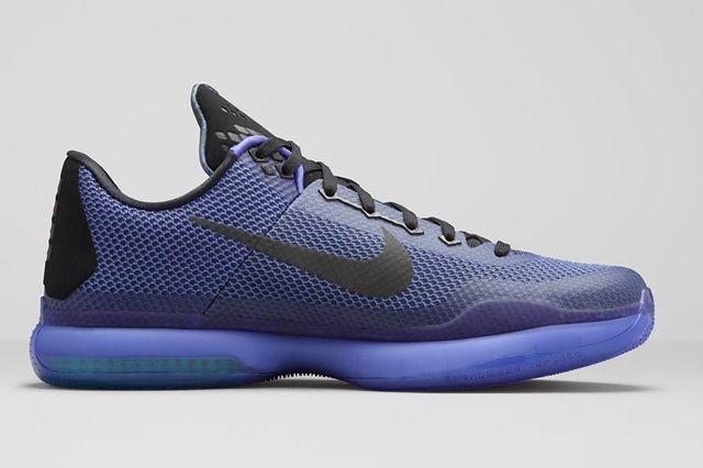 Nike Kobe X Blackout Bumper 3