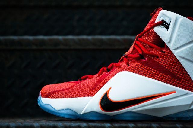 Nike Lebron 12 Heart Of A Lion 9