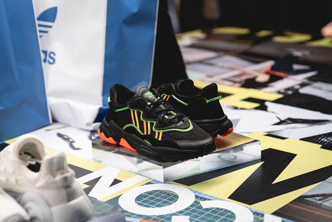 Adidas Ozweego 2019 Sneaker Freaker London Launch Crowd Shot Sneaker Shots13