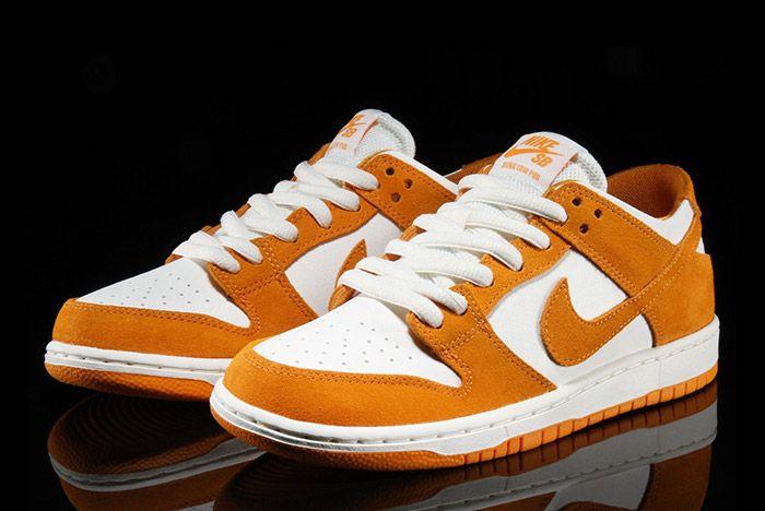 Nike Sb Dunk Circuit Orange 4