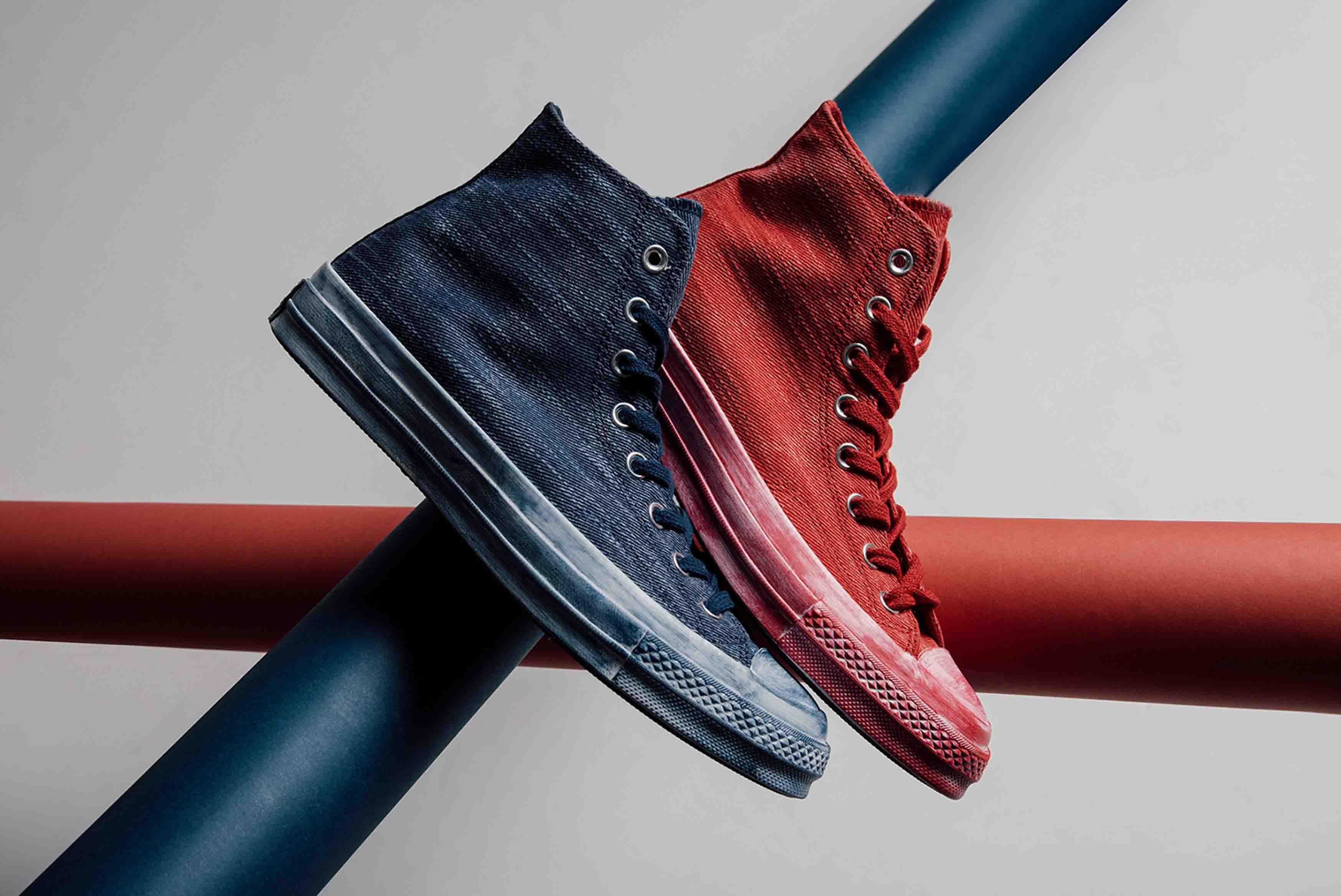 Converse Chuck 70 Hi Overdryed Wash Pack 001 Sneaker Freaker