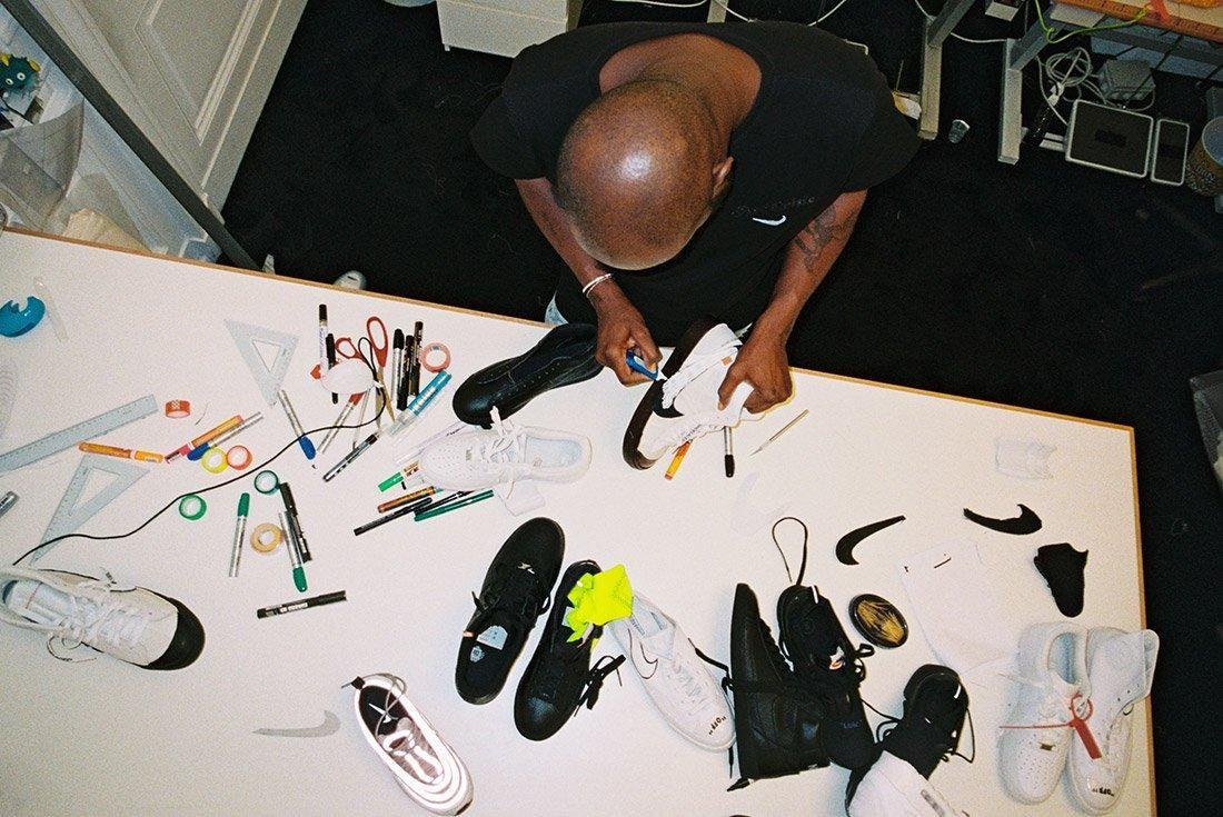 Material Matters Off White Virgil Abloh Nike Ten 13