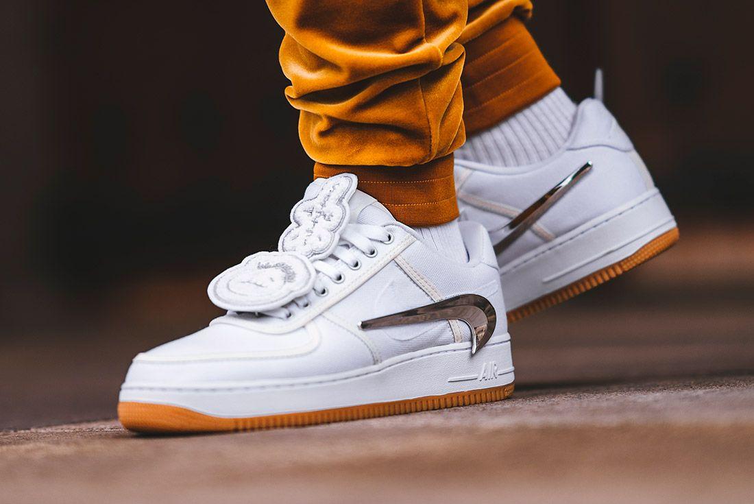 Nike Air Force 1 Travis Scott 6