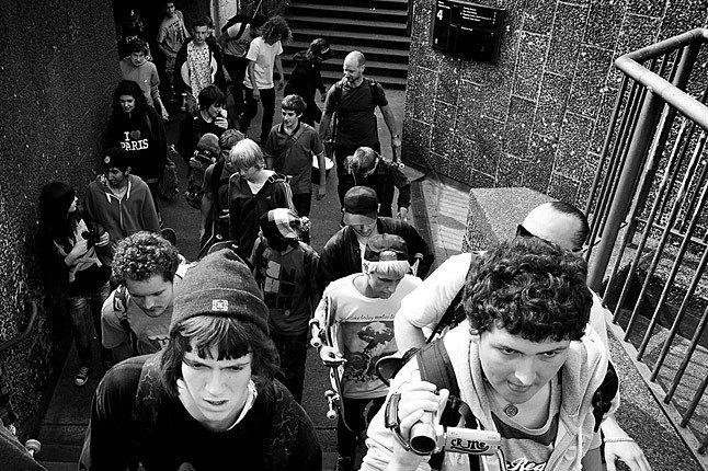 Emerica Wits London Crowd 1