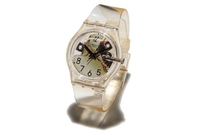 Jeremy Scott Swatch Watch 8 1