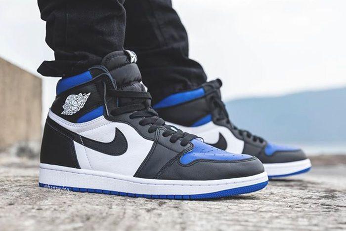 On-Foot Look: Air Jordan 1 'Game Royal
