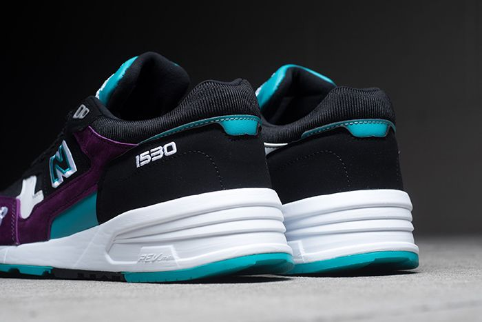 New Balance M1530Kpt Black Purple Release Date Heel