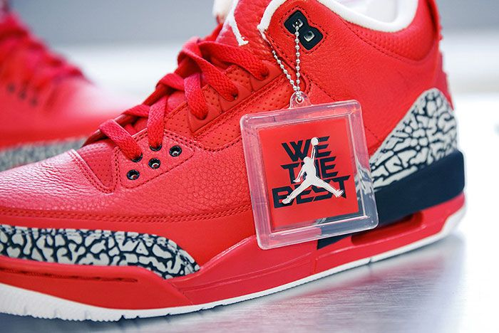 Dj Khaled Air Jordan 3 Grateful 9