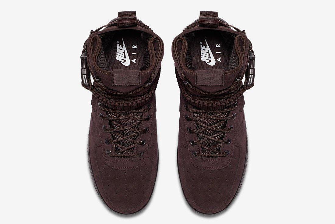 Nike Sf Air Force 1 Velvet Brown6