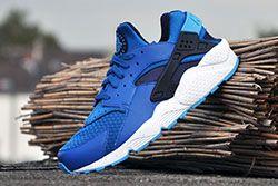 Nike Air Huarache Military Blue Thumb