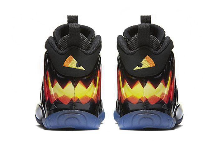 Nike Little Posite One Halloween 1