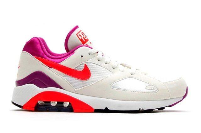 Nike Air Max 180 Qs Laser Crimson 2