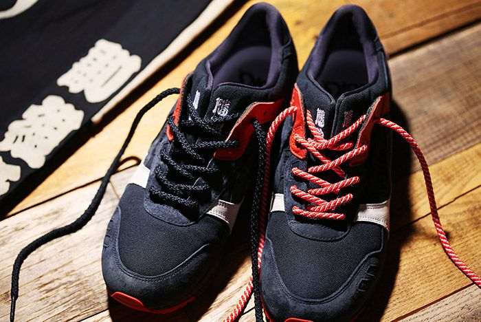 Kicks Lab Asics Gel Lyte Iii Hikeshi Hanten 5