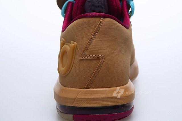 Nike Kd Vi Qs Ext Gum 3