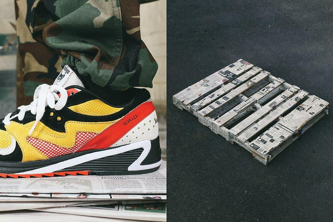 Bodega Saucony Grid 8000 Classifieds 6