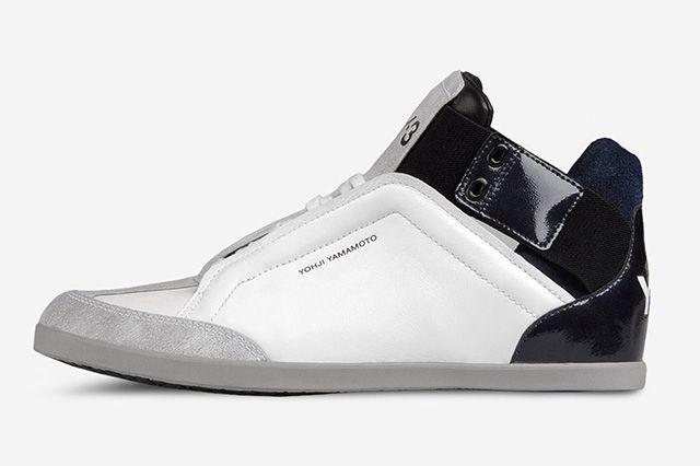 Adidas Y3 Kazuhiri White