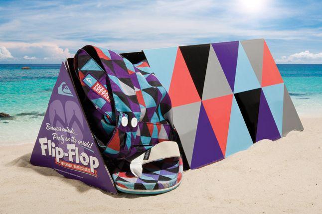 Flip Fliops Quicksilver Sneakerfreaker 1