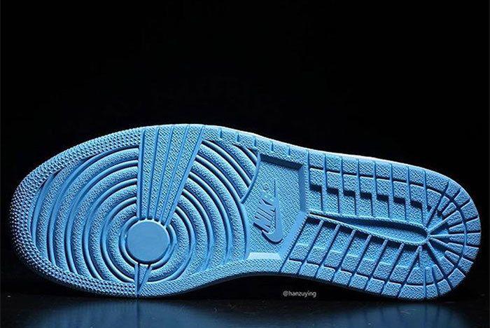 Air Jordan 1 Unc Patent Leather Cd0461 401 3