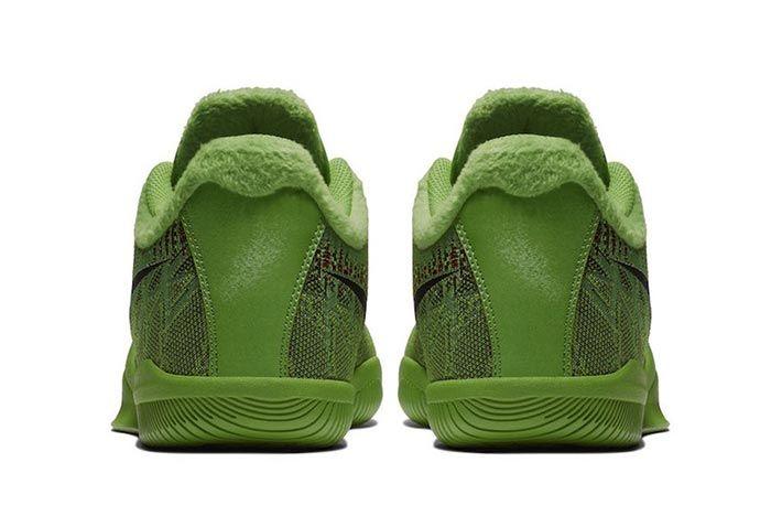 Nike Mamba Rage Grinch 4