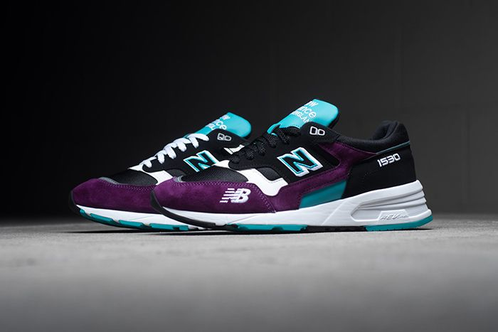 New Balance M1530Kpt Black Purple Release Date Both