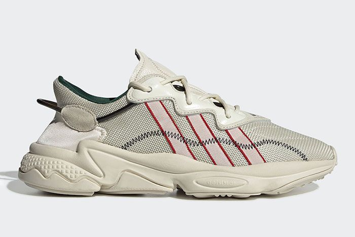 Pusha T Adidas Ozweego Eh0242 Lateral