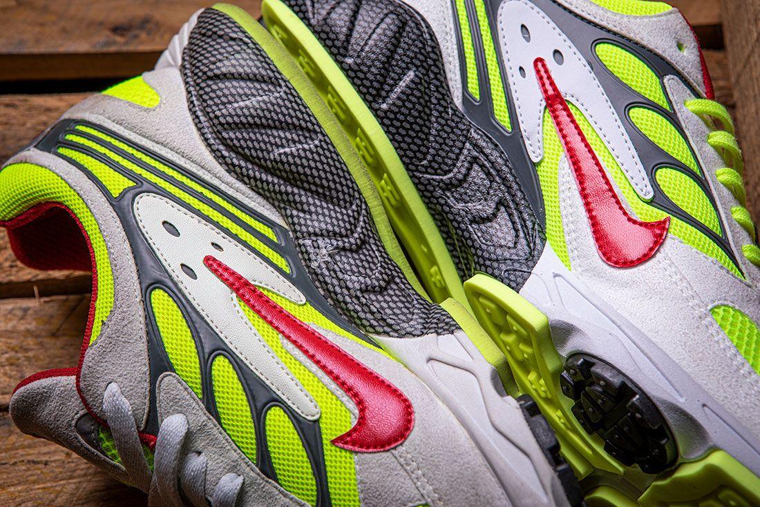 Nike Air Ghost Racer Og Retro Comparison Medial