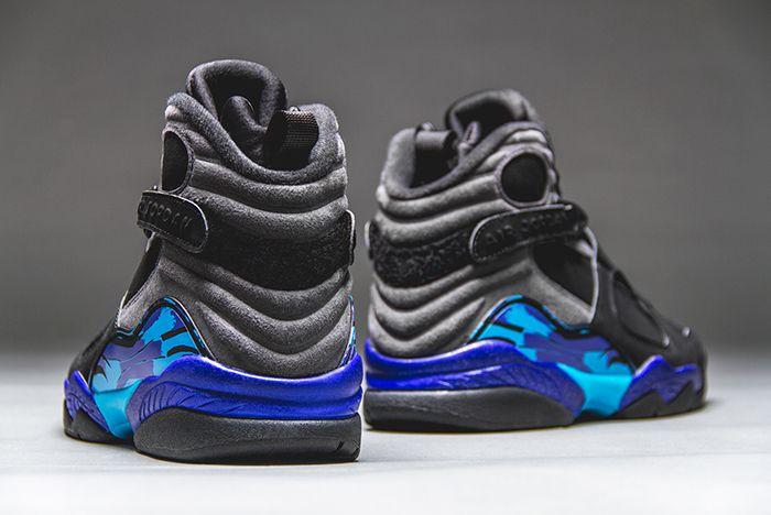 Air Jordan 8 Aqua6