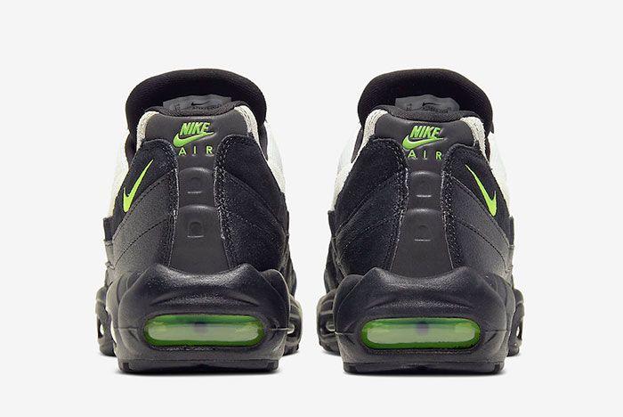Nike Air Max 95 Essential At9865 004 Heel