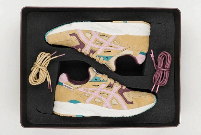 Asphaltgold Asics Gel Ds Trainer 2