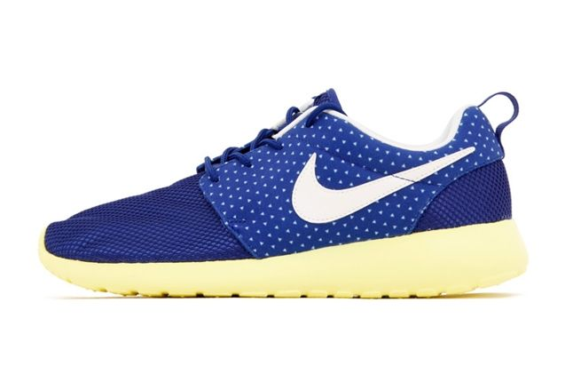 Nike Roshe Run Polka Blue 1