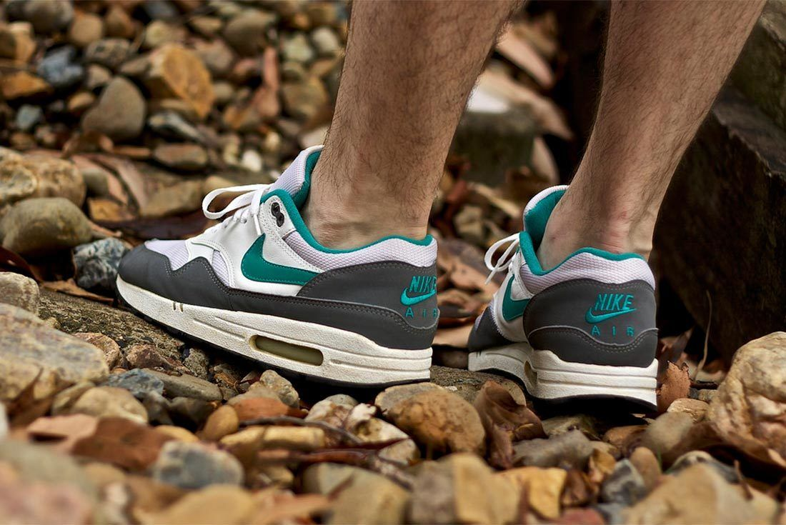 The All Time Greatest Nike Air Max 1S Part One Teal