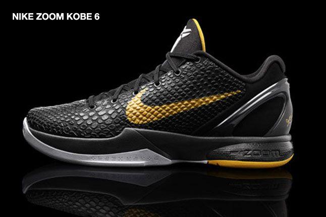Animal Print Countdown Nike Kobe Vi 1