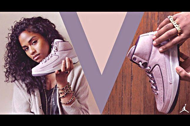 Vashtie Kola X Air Jordan Ii Retro Lavender 1
