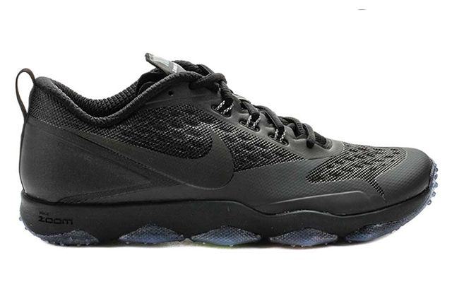 Nike Zoom Hypercross Black Anthracite 01