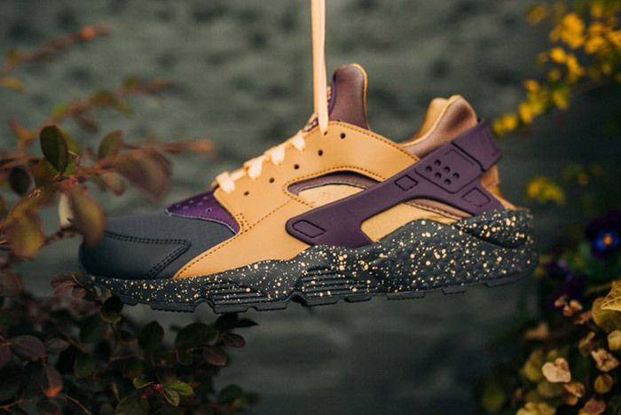 Nike Air Huarache Pro Purple 7