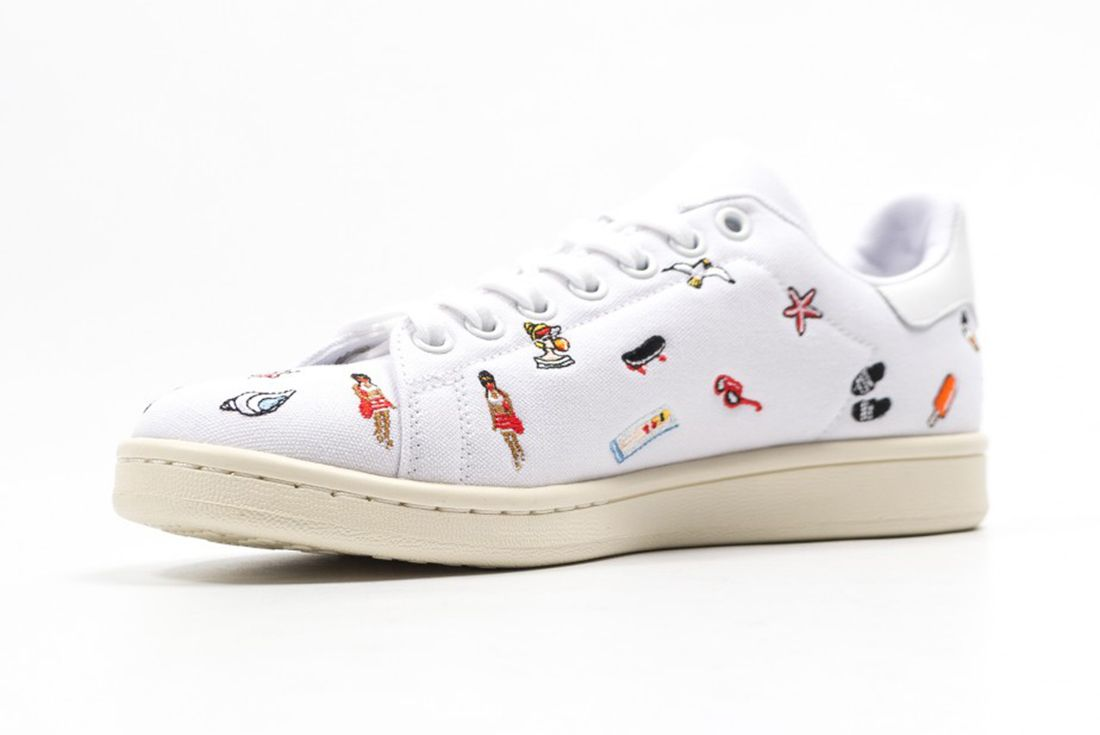 Adidas Stan Smith Womens Summer 3